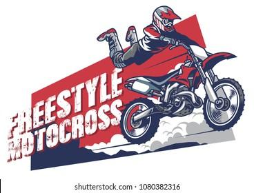 freestyle motocross design