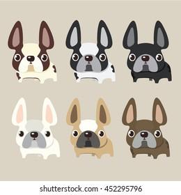 french bulldog design, pet and animal concept