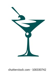 Fresh cocktail, such logo. Jpeg version also available in gallery