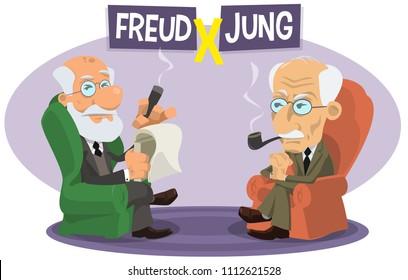 Freud versus Jung