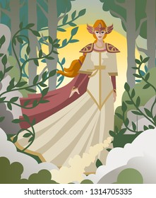 freya norse mythology goddess