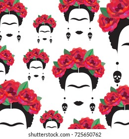 Frida Kahlo background