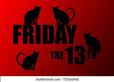 Friday the 13th, Friday thirteenth,