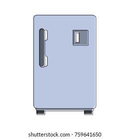 Fridge kitchen appliance