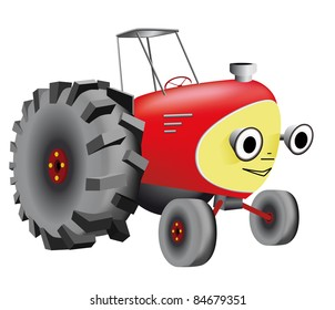 friendly tractor