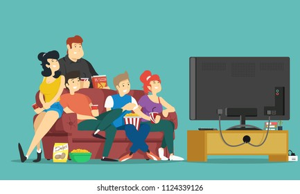 Friends Couch Stock Vectors Images Vector Art Shutterstock