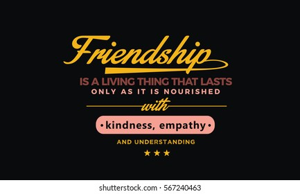 Friendship Quote Images Stock Photos Vectors Shutterstock Magnificent Long Quote About Friendship