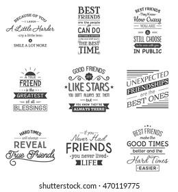 imagenes fotos de stock y vectores sobre frases de amigos