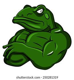 bullfrog cartoon images stock photos vectors shutterstock rh shutterstock com cartoon bullfrog pictures jeremiah bullfrog cartoon