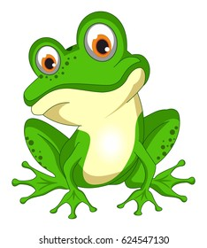 frog toad vector eps isolated background