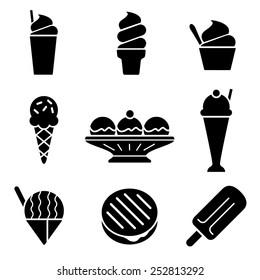 Frozen Treats Icons