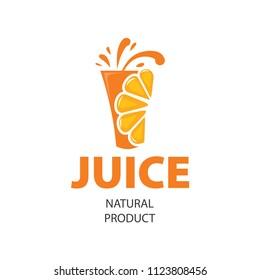 Juice Logo Images, Stock Photos & Vectors   Shutterstock