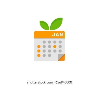calendar logos images stock photos vectors shutterstock