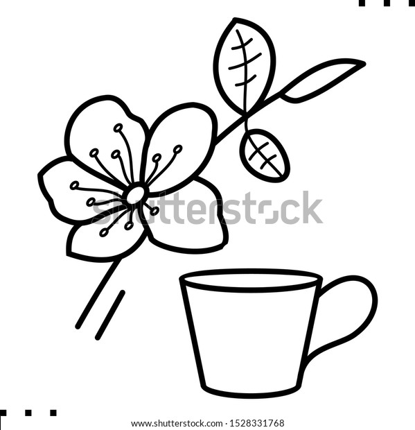 fruit tea line art icon black stock vector royalty free 1528331768 https www shutterstock com image vector fruit tea line art icon black 1528331768
