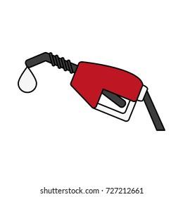 Fuel dispenser isolated