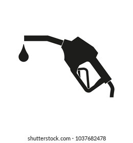 Fuel icon. Simple vector illustration.