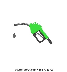 Fuel pump icon. Petrol station sign. Gas station sign.