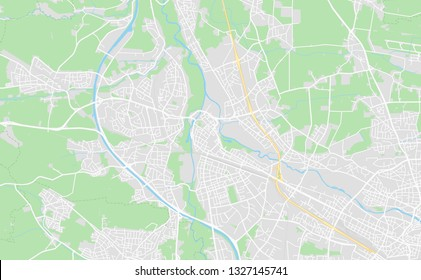 Deutschlandkarte Autobahn Stock Vektorgrafiken Bilder Und