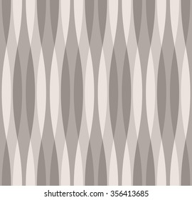 Full Frame Abstract Background in Square Image Format - Wave Pattern in Shades of Gray Radiating Across Image Frame