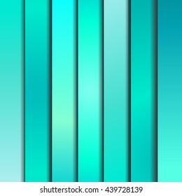 Full set of aquamarine mint colors. Abstract tiffany colored palette guide. Vector mint shadows and colors. Fashion popular and beautiful blue mint and tiffany colors guide. Mint blue backgrounds.