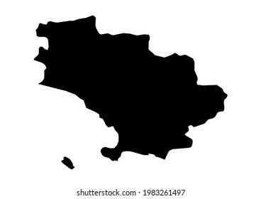 Fully editable, detailed vector map of Grosseto,Provincia di Grosseto,Italy. The file is suitable for editing and printing of all sizes.