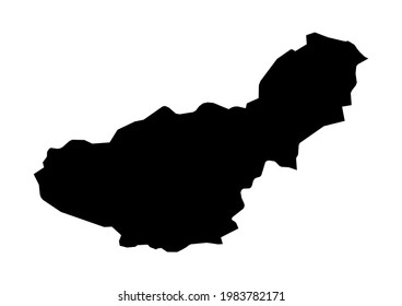 Fully editable, detailed vector map of Granada,Provincia de Granada,Spain. The file is suitable for editing and printing of all sizes.