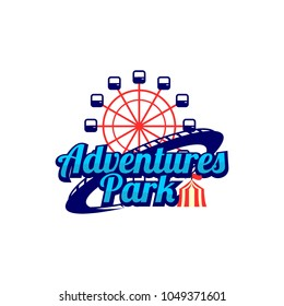 Fun Park Logo Design