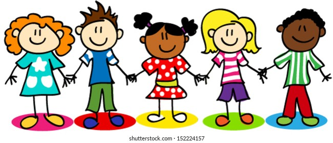 stick children images stock photos vectors shutterstock rh shutterstock com