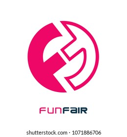 Funfair Cryptocurrency Coin Sign