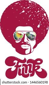 funk music t shirt design