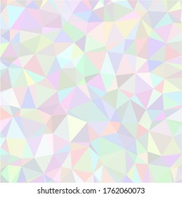 Funky Low Poly Gradient Background