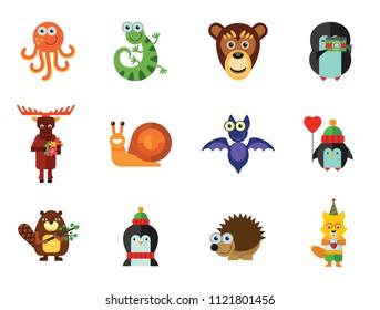 da3c06e33a Monkey Face Funny Bee Bat Octopus Snail Penguin With Heart Balloon