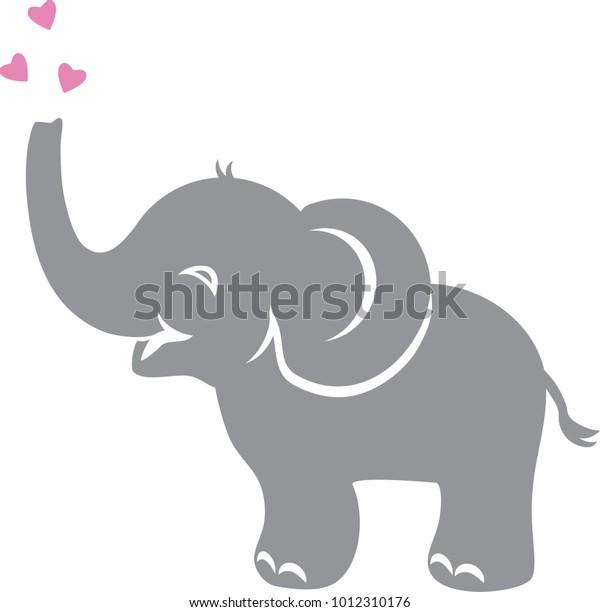 funny-baby-elephant-hearts-vector-600w-1