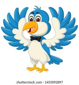 Bird Cartoon Images, Stock Photos & Vectors | Shutterstock