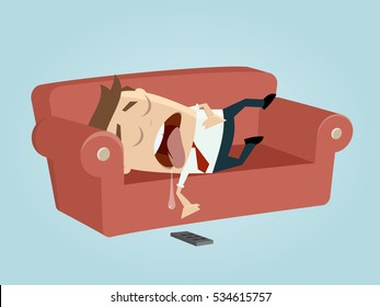 Pleasing Sofa Cartoon Images Stock Photos Vectors Shutterstock Machost Co Dining Chair Design Ideas Machostcouk