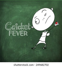 the cricket boy characters