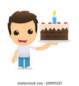 Husband Birthday Cake Images Stock Photos Vectors Shutterstock