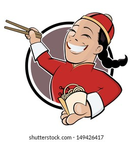 funny cartoon chinese
