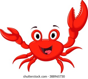 crab cartoon images stock photos vectors shutterstock rh shutterstock com cartoon crab pictures to colour cartoon hermit crab images