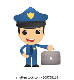 Security Guard Man Stock Illustrations, Images & Vectors | Shutterstock