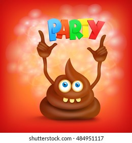 Emoji Poo Stock Vectors Images Vector Art Shutterstock