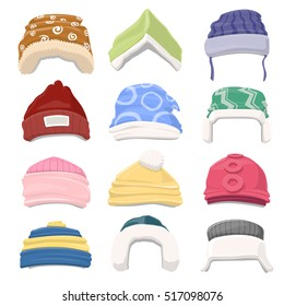 Cartoon Winter Hat High Res Stock Images Shutterstock