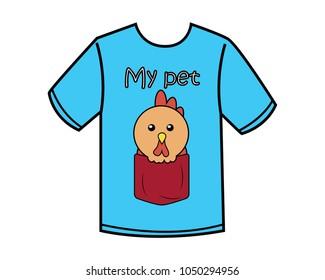 986ce754bd8 funny chicken cartoon design illustration.cartoon design style