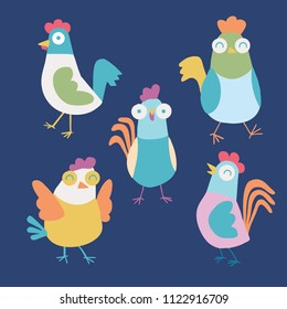 funny roster images stock photos vectors shutterstock