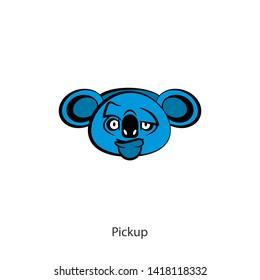 Imágenes, fotos de stock y vectores sobre Koala Eyes