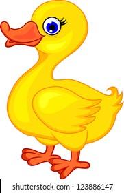 Duck Cartoon Images Stock Photos Amp Vectors Shutterstock
