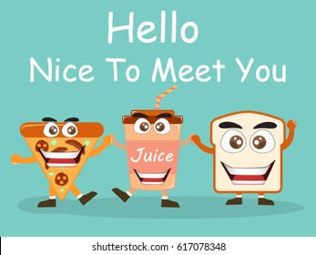 nice to meet