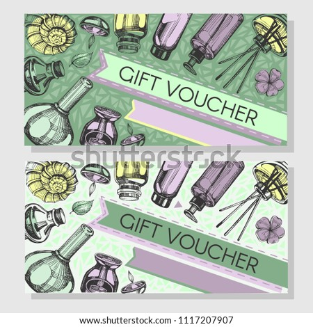funny gift certificate gift card gift stock vector royalty free