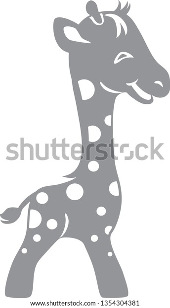 funny-giraffe-drawing-logo-design-600w-1