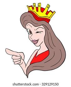 funny princess